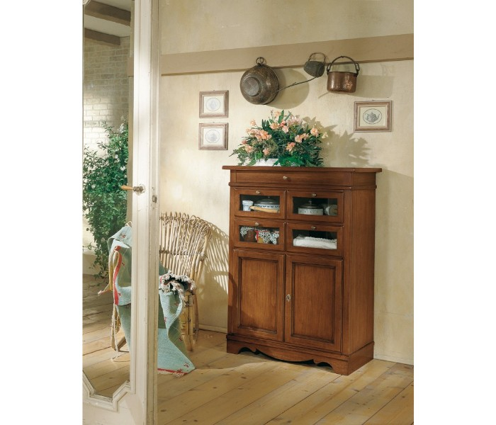 Art.907 Dispensa stile country - 462.79EUR : Punto Mobili, Larte dell ...